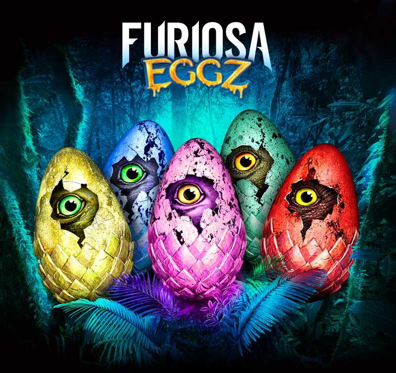 Banner Furiosa Eggz