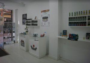 Tienda Vapeos Logroño