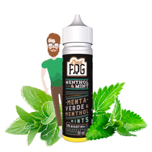 Lord Fog Menthol&Mint