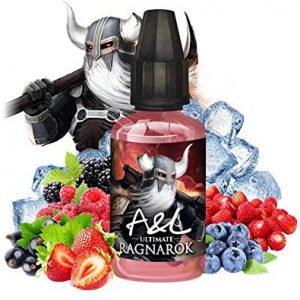 Aroma mezcla de frutas, con mucho frescor.