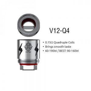 SMOK TFV12 Q4 de 0,15 ohmios