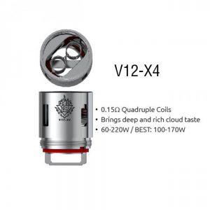 SMOK TFV12 - X4 de 0,15 ohmios