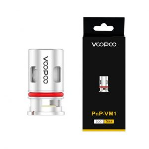 VOOPOO VINCI 0,3 ohmios