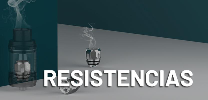 Resistencias Vapeos.com
