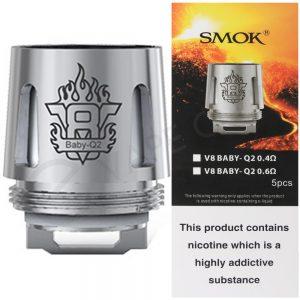 SMOK V8 BABY Q2 0,4 ohmios