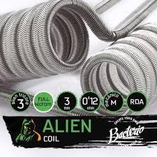 BACTERIO ALIEN 0,12